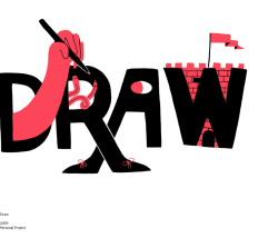 Eric Ellis, Draw, 2009.
