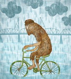 Uceda's Portland Bigfoot